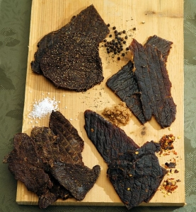 All natural jerky