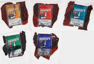 Exotic Jerky Variety pack