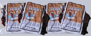 Four 3.5 oz. packs