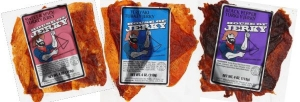 Turkey Jerky - 3 flavors