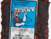 Beef Jerky - Black Pepper