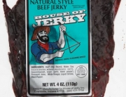 Beef Jerky - Natural