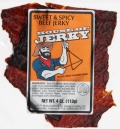 Beef Jerky - Sweet & Spicy