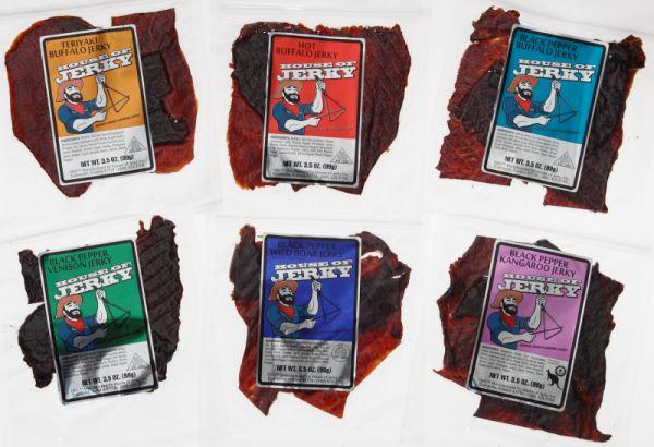 Jerky Variety Packs