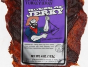 Turkey Jerky - Black Pepper