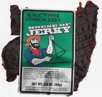 Game Jerky of the Month