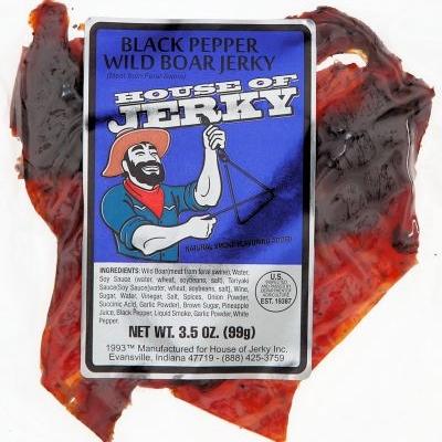 Wild Boar Jerky – 14oz