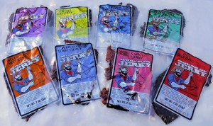 Beef & Turkey jerky variety pack