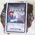 Beef Jerky -black pepper Gluten Free