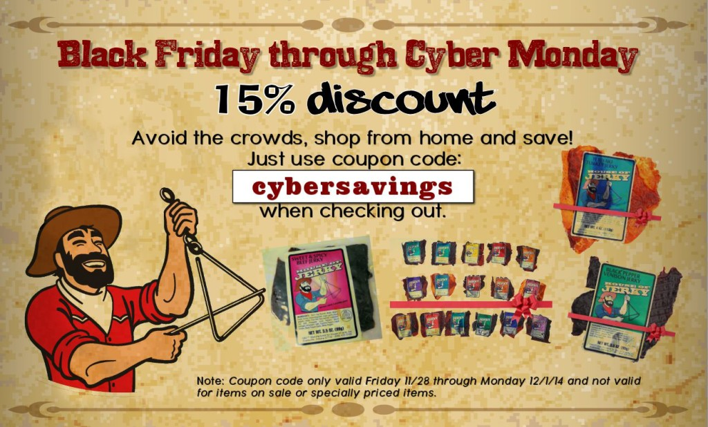 Black Friday - Cyber Monday Discount