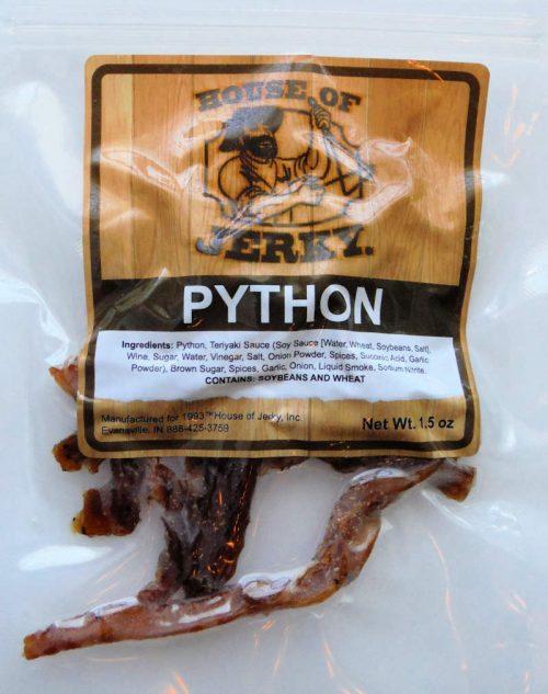 Python Jerky
