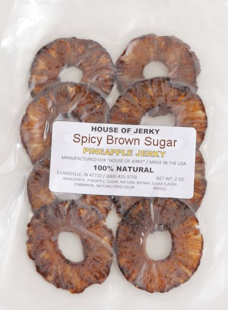 Pineapple Spicy Brown Sugar