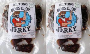 Biltong - Garlic & Parsley 2 pack