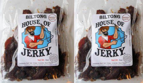 Biltong - Original 2 pack