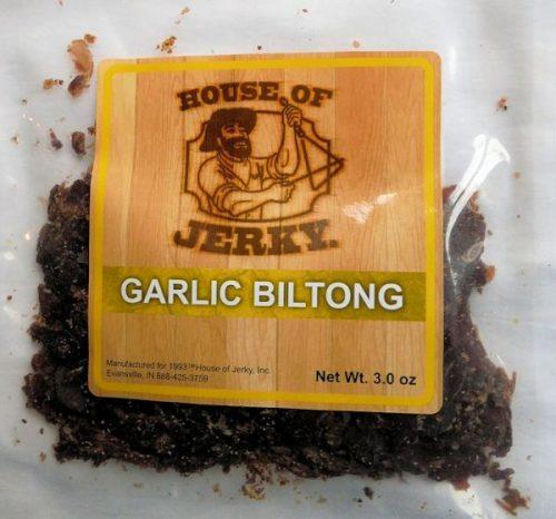 Biltong Garlic