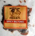 Spicy Biltong