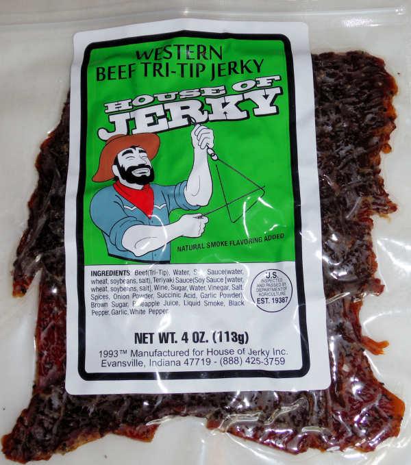 Western Beef Tri-Tip Jerky