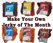 Make Your Own Jerky of The Month
