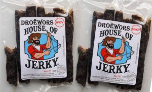doewors - spicy 2 pack