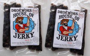 droewors - original 2 pack
