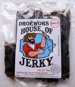 Droewors - Spicy
