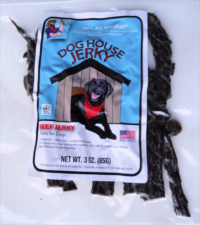 Jerky for Dogs - Beef