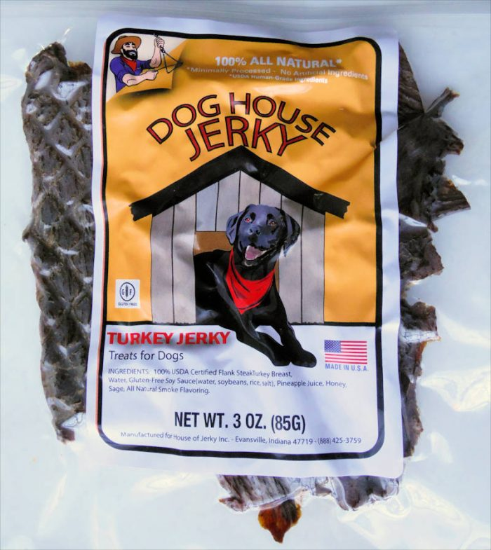Jerky for Dogs - Turkey
