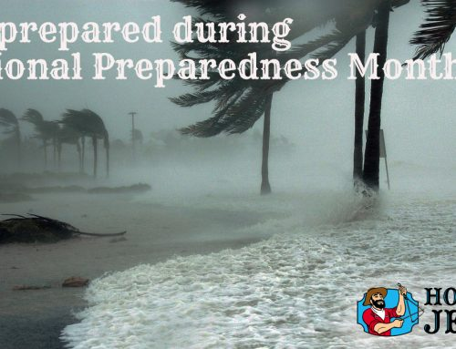 Stock Up On House of Jerky During National Preparedness Month