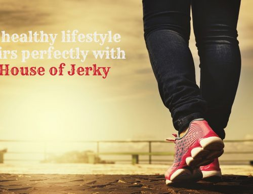 The Perfect House of Jerky flavor for this year's best diets.