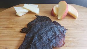 house of jerky apple cheese pairings