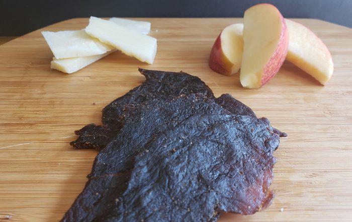 house of jerky apple cheese pairings