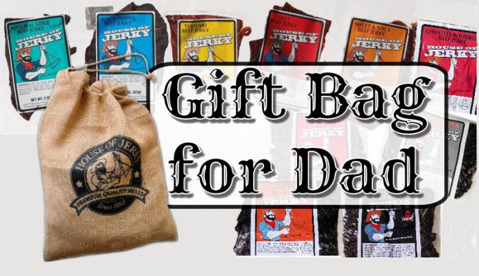 Gift Bag for Dad