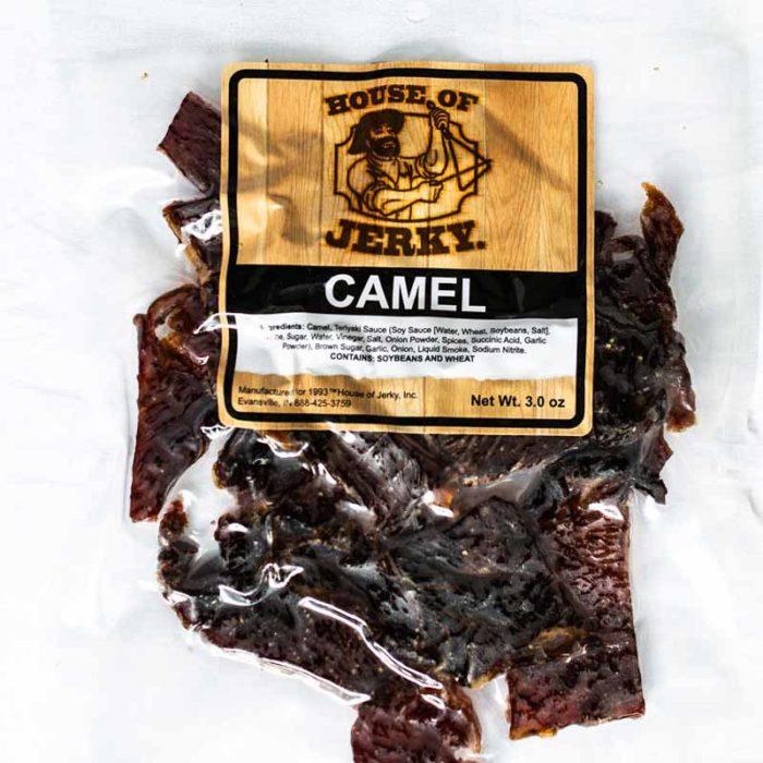 bag of camel jerky