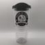 House of Jerky clear tervis cup